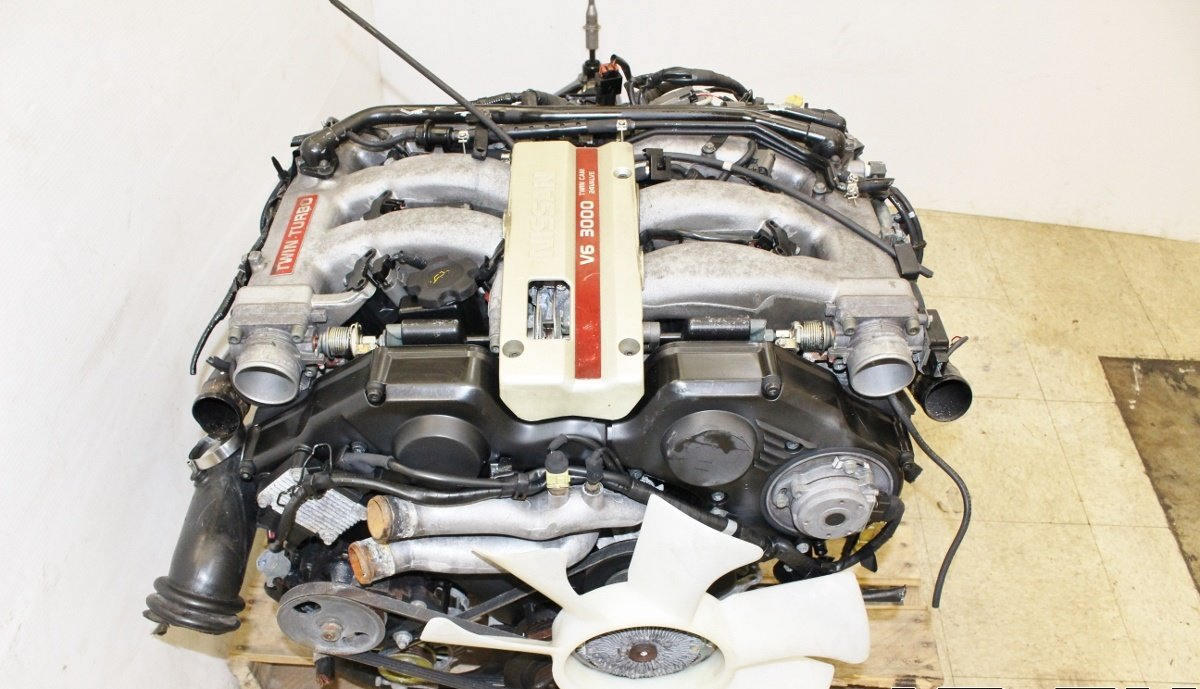 Nissan 300ZX Twin Turbo VG30DETT Engine 3 0L V6 for sale in