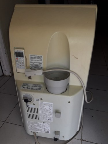 Sharp Portable Air Conditioner Unit