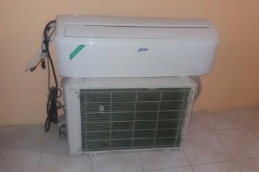 Unit Inverter 18,000 BTU - Used 8 Mths
