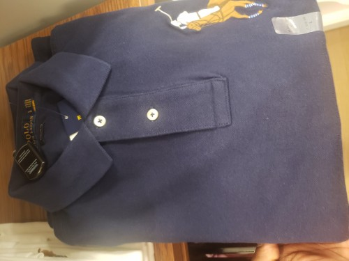 Mens Genuine Ralph Lauren Polo Shirts