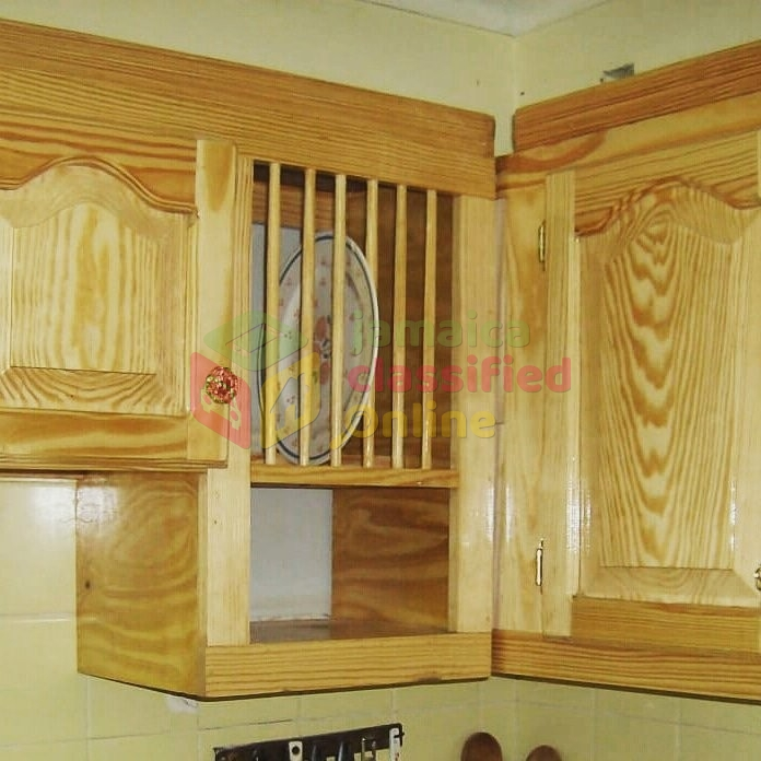 Custom Build Your Own Beautiful Kitchen Cupboard For Sale In Kingston And St. Andrew Kingston St