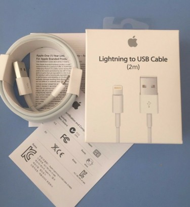 Apple Iphone Lightening Cable - Original Genuine