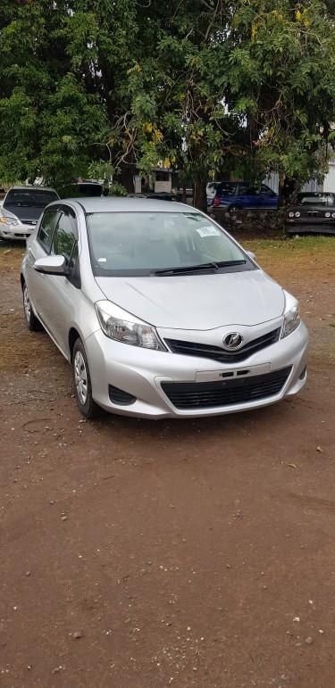 2014 Toyota Vitz  Cars Cross Roads
