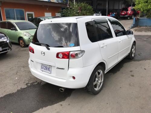 2007 Mazda DEMIO CLEAN 550k Neg