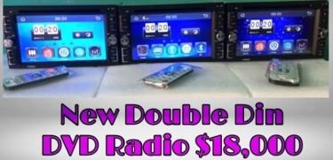 Dvd Car Radio