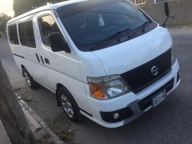 2011 Nissan Caravan