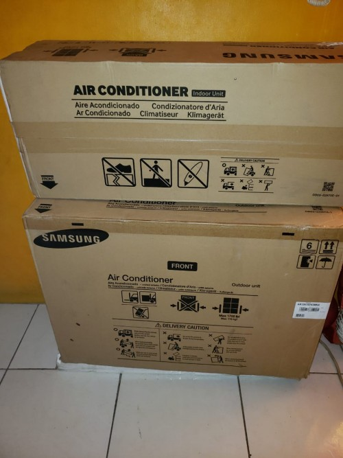 Samsung Inverter AC Unit