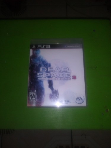 Ps3 Cd Dead Space 3