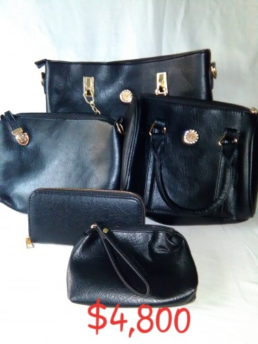5 Piece Set Handbag