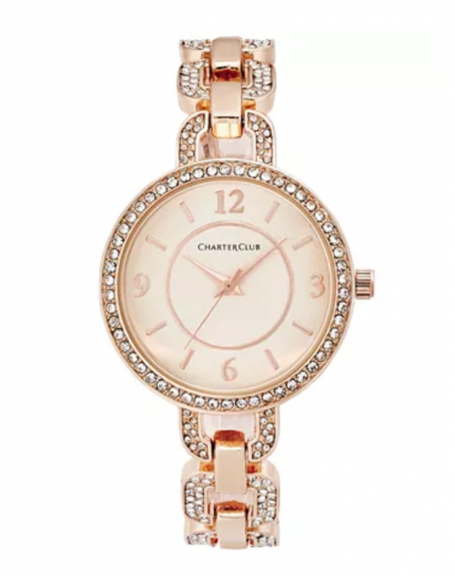 Women Charter Club Watches