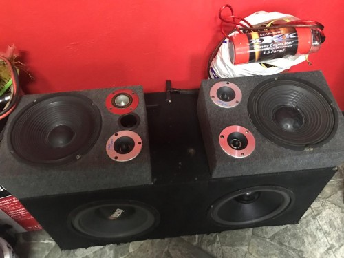 Car Sound System For Sale Complete