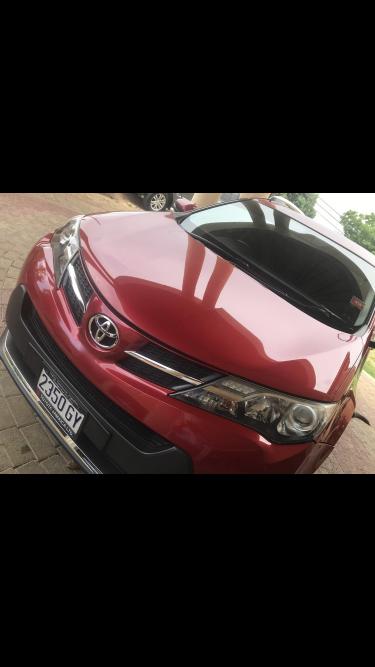 Toyota  Rav4  4WD Cars Montego Bay