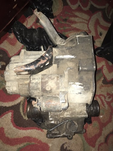 Nissan GA16 Gearbox Full Set Up
