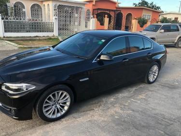 2013 BMW 520i