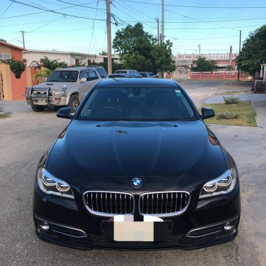 2013 BMW 520i Cars Portmore