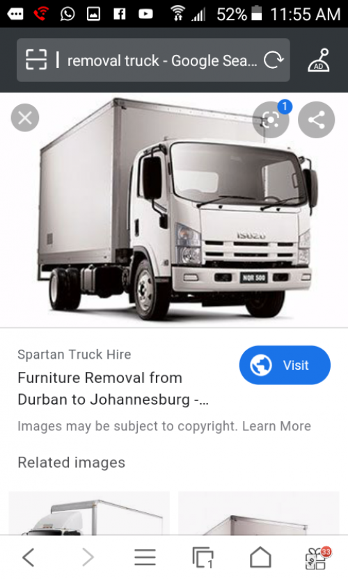 Move Around Truck Is Availble Remove Stuff Bed Tv