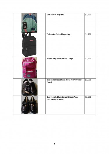 Back To School Items Selling Out Cheap!!!!