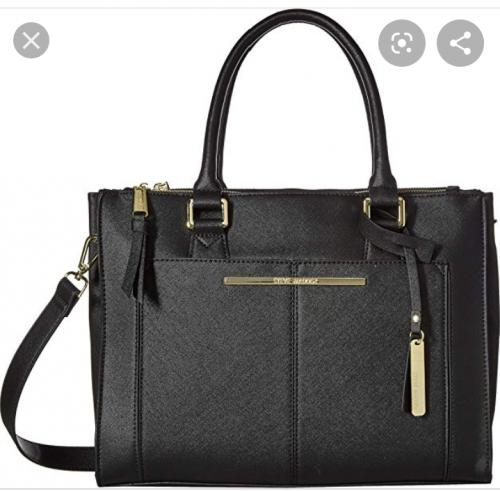 Steve Madden Black Working Bag