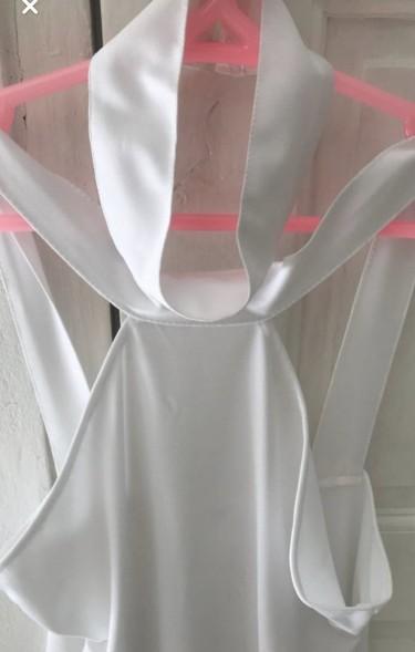 NEW WHITE DRESS SIZE SMALL