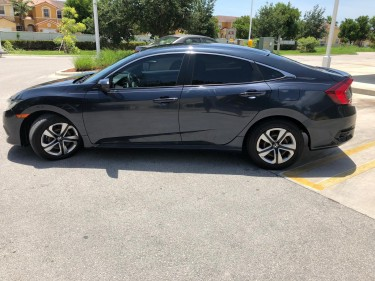 2016 Honda Civic For Sale Cars Harbour View