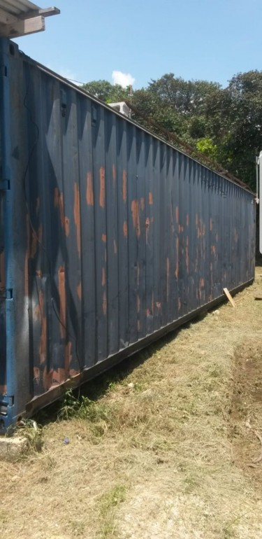 40 Ft Container