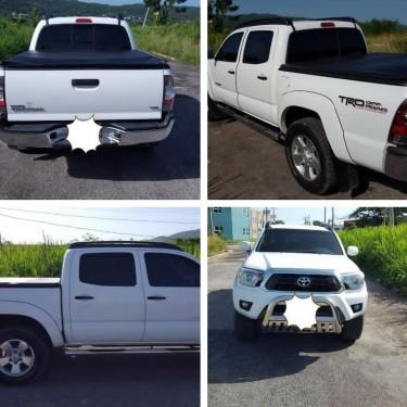 2013 Toyota Tacoma Vans & SUVs Llandilo