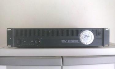 PV 2600 Amplifier