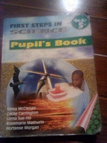 Used First Steps In Science Book 5- Pupils Book