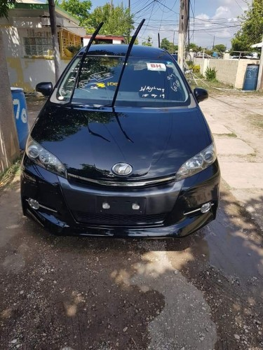 2013 Toyota Wish Cars Spanish Town