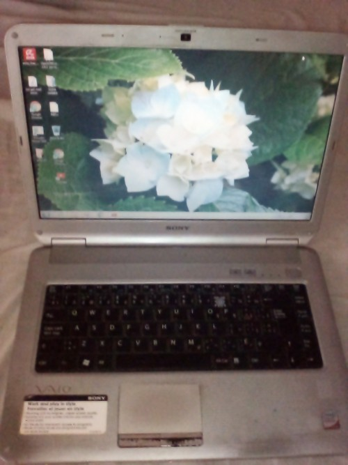 Sony Laptop For Sale Full Up Need It Gone 17k No16