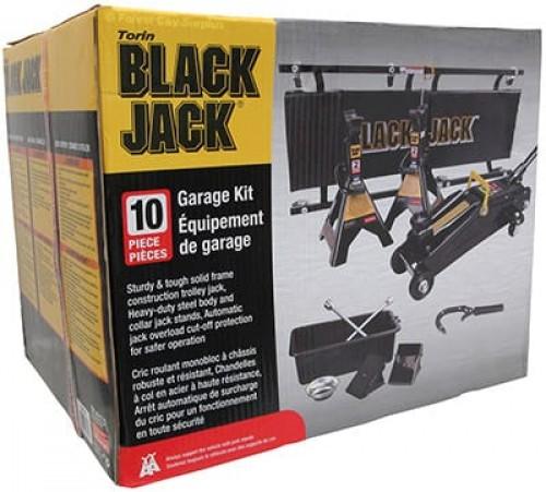 10 Piece Garage Kit.
