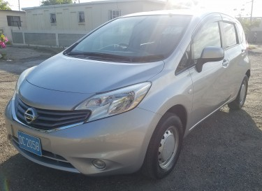 2014 Nissan Note Cars Portmore