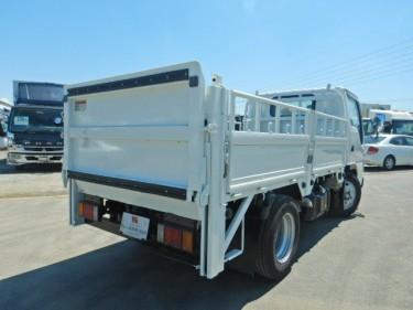 ISUZU ELF FLAT BODY LIFT 2009