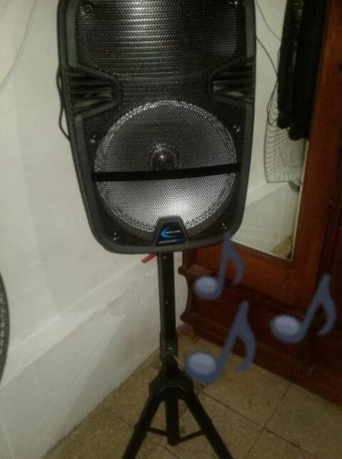 Technical Pro Portable Bluetooth Speaker