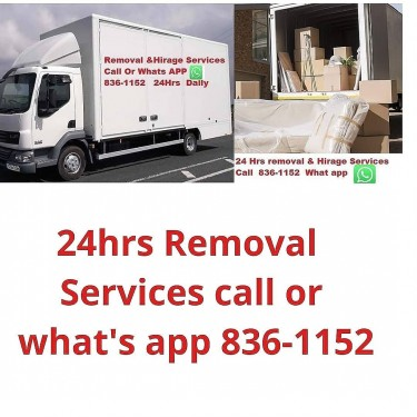 Removal  Hirage And Storage Services