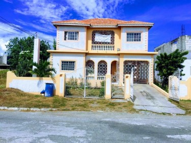7 Bedrooms House In Sydenham Gardens Houses Sydenham Gardens, Spanish Town