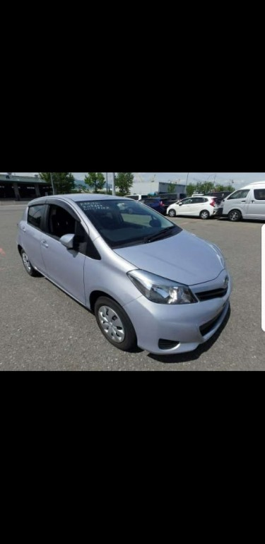 2014 Vitz. Old Shape. Push To Start