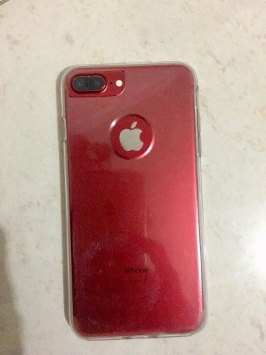 IPhone 7plus 128gb Mint Condition  Color #red