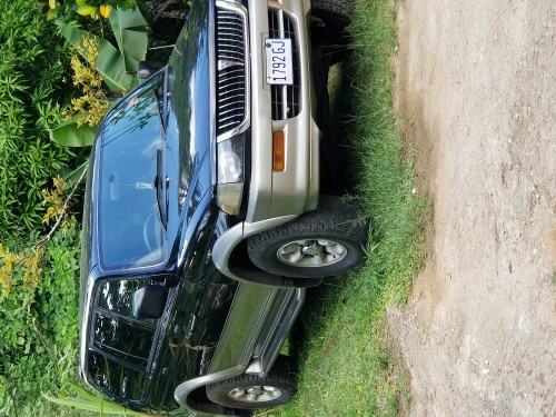1998 Mitsubishi Challenger Automatic Gas Engine