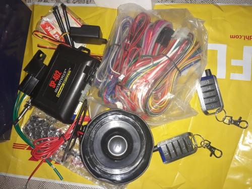 Crime Stopper Alarm System