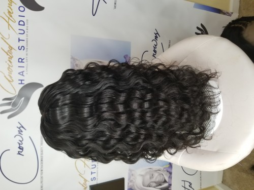 Ultra HD Lace Frontal + Wigs