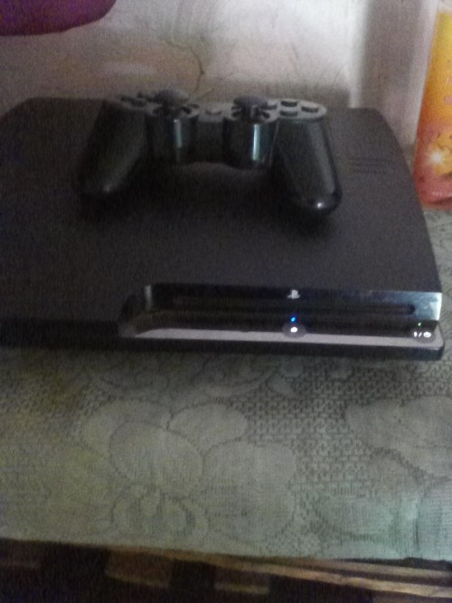 Ps3 For Sale Fully Function With 5 Jailbreak Game