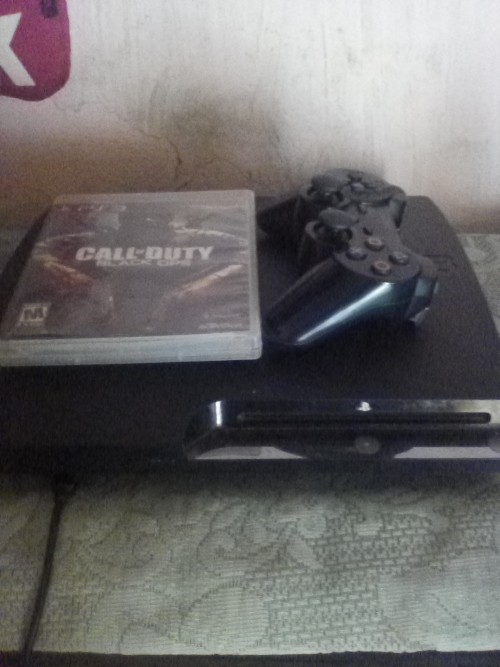 Ps3 For Sale Fully Functional With 1 CD 1 Control