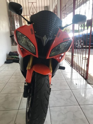 2009 Yamaha Yzf R6 Special Edition