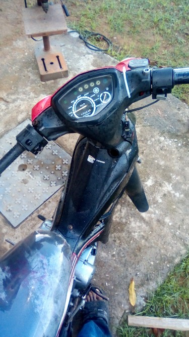 2016 Yamaha 110cc Crypton