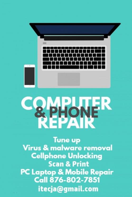 Laptop Computer Repair Services