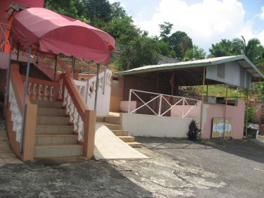 (Commercial Property)Eglington, Spur Tree,Mandevi