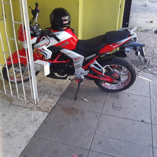 200cc Bike