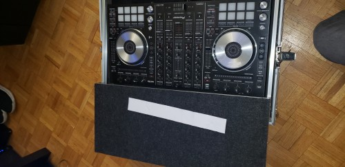 Pioneer Ddj Sx2 With Hard Sliding Case