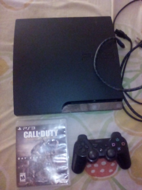 Sony Ps3 For Sale Fully Up An Running 5 Game 1cont